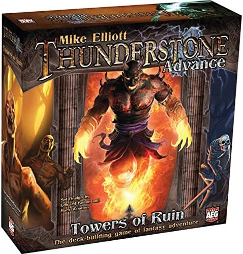 AEG Dealing full price reduction Thunderstone online shopping Advance of Ruin Towers