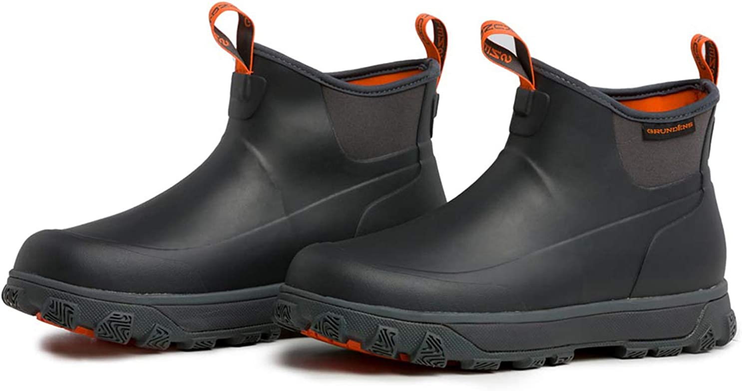 Grund/éns Mens Deviation 6 Ankle Boot