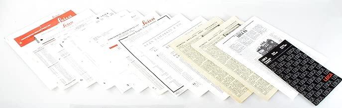 Best leica price list Reviews