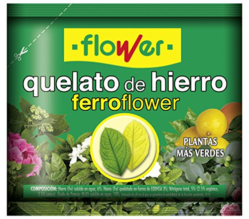 Flower - Abono Ferrotrene-Quelato Hierro 30Gr. 1-15506