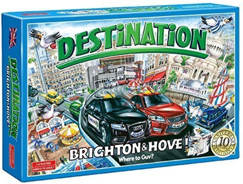 Destination Brighton & Hove 10th Anniversary Edition by Destination