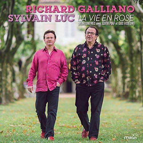 Richard Galliano, Sylvain Luc
