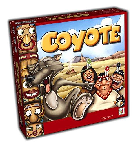 OLIPHANTE - Coyote, Juego de Mesa en español (K0002)