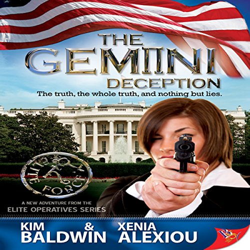 The Gemini Deception audiobook cover art
