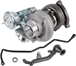 For Volvo C70 S60 S70 V70 2.4L Turbo Kit With Turbocharger Gaskets Oil Line - BuyAutoParts 40-80143IL New