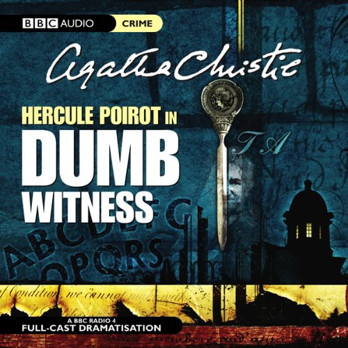 Dumb Witness (Dramatised) cover art