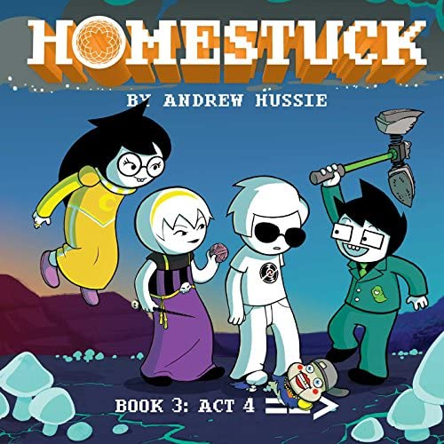Homestuck Book 3 Act 4 3 product image