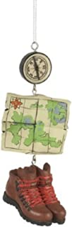 Hiking Compass Ornament by Midwest-CBK