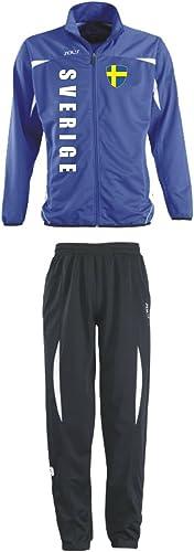Aprom-Sports Suède de survêteHommest pour Homme-Ballon Fitness-s-XXL - - 2XL