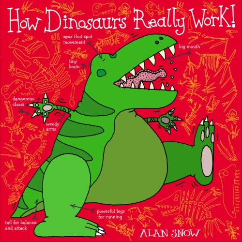 How Dinosaurs Really Work (English Edition)