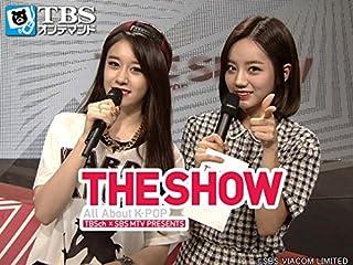 TBSch × SBS MTV PRESENTS THE SHOW All About K-POP【TBSオンデマンド】