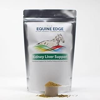 Kidney Liver Support - Natural Horse Supplement, 30 Servings