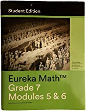 Eureka Math Grade 7 Modules 5 and 6 Student Edition - Statistics and Probability and Geometry