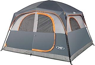 UNP Tents 6 Person Waterproof Windproof Easy Setup,Double...