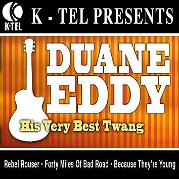 Duane Eddy - His Very Best Twang