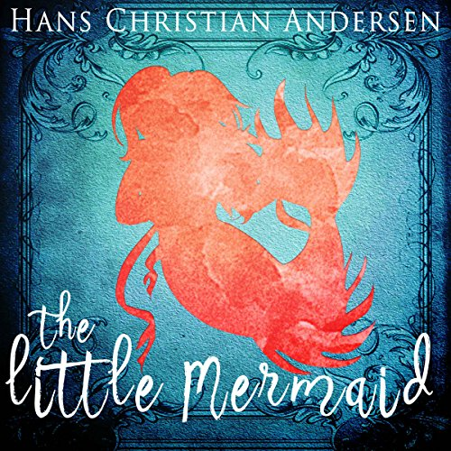 The Little Mermaid audiobook cover art