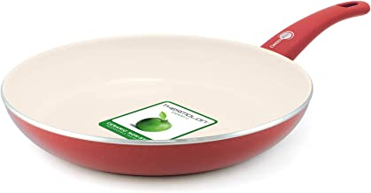 GreenPan Soft Grip Aluminum Ceramic Non-Stick Frypan, 30cm