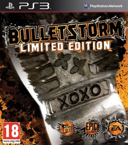 BulletStorm - Limited Edition