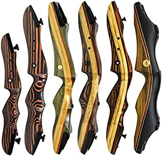 Southwest Archery Takedown Recurve Risers; All Models and Hand Orientations Available