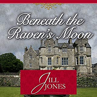 Beneath the Raven's Moon audiobook cover art