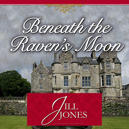 Beneath the Raven's Moon audiobook cover art