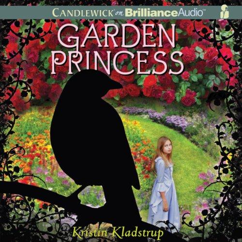 Garden Princess audiobook cover art