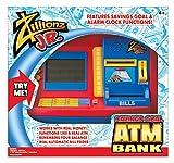 Zillionz Jr. Deluxe ATM Savings Bank, Standard Packaging