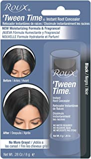 Roux Temporary Haircolor Touch-up Stick, Black