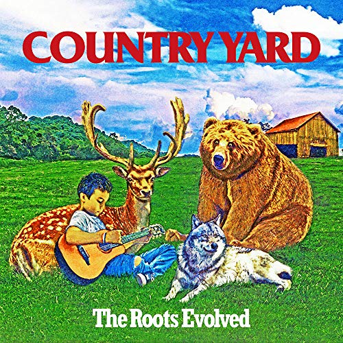[album]The Roots Evolved – COUNTRY YARD[FLAC + MP3]