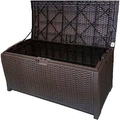 Phenomenal Amazon Com Hanover 3 In 1 Deck Box Set For Outdoor Storage Caraccident5 Cool Chair Designs And Ideas Caraccident5Info