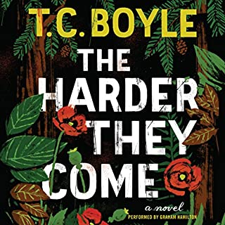 The Harder They Come audiobook cover art