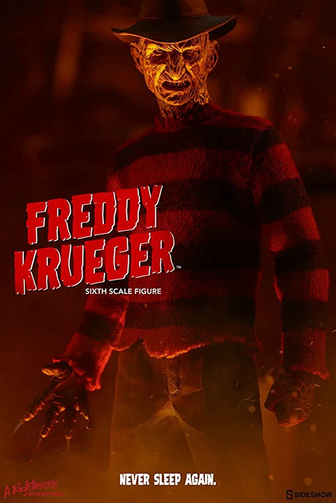 Sideshow collectibles vampirella marvel freddy krueger a nightmare