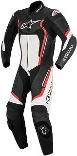 Alpinestars Motegi v2 Leather One-Piece Suit (56) (Black/Red/White)