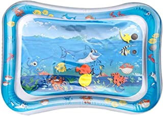 Water Filled Baby Inflatable Patted Pad Water Cushion Playmat for Kids Children