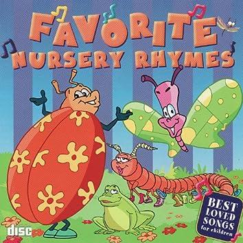 Favorite Nursury Rhymes