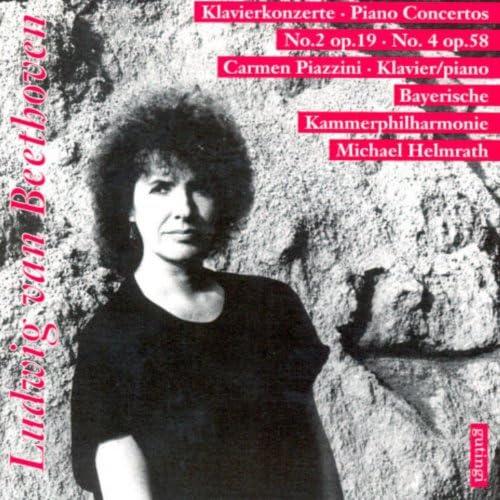 Carmen Piazzini, Bayerische Kammerphilharmonie & Michael Helmrath