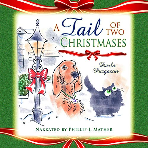 A Tail of Two Christmases audiobook cover art