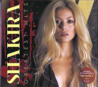 SHAKIRA GREATEST HITS [2CD] Best Of
