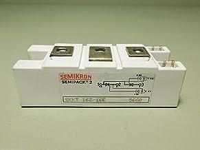 SEMIKRON SKKT162/16E THYRISTOR Module, 160A, 1.6KV, A 21