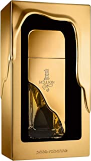 1 Million By Paco Rabanne For - perfumes for women - Eau de Toilette, 100ml