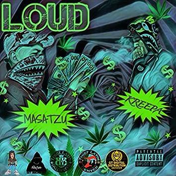 Loud (feat. Masatzu)