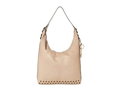 FRYE AND CO. Evie Hobo (Bone) Handbags