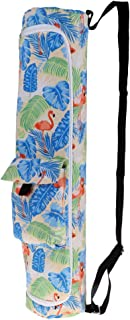 Baoblaze Sports Fitness Yoga Mat Bag with Multi Functional Storage Pocket Lightweight All in One