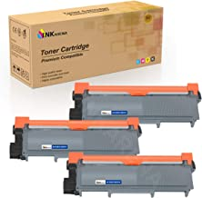 E310 E514 E515 Toner Cartridge Replacement for Dell E310dw E514dw E515dw E515dn Printer Compatible Toner Cartridges (for Dell PVTHG, 593-BBKD, P7RMX) 2,600 Pages - by Inkarena
