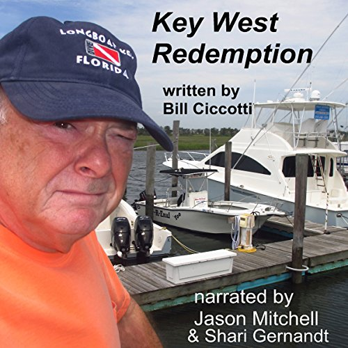 Key West Redemption audiobook cover art
