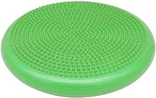 QCRLB Yoga Ball, Yoga Massage Cushion Balance Plate Thicken Explosion-Proof Soft air Cushion (Color : #2)