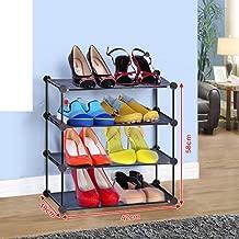 Multi-function iron shoe rack, creative, simple multi-storey, home use, living room, dormitory, I-storage cupboard