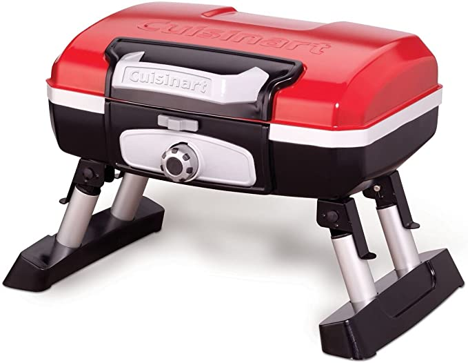Cuisinart CGG-180T Petit Gourmet Tabletop Gas Grill – Other Best Tabletop Grill