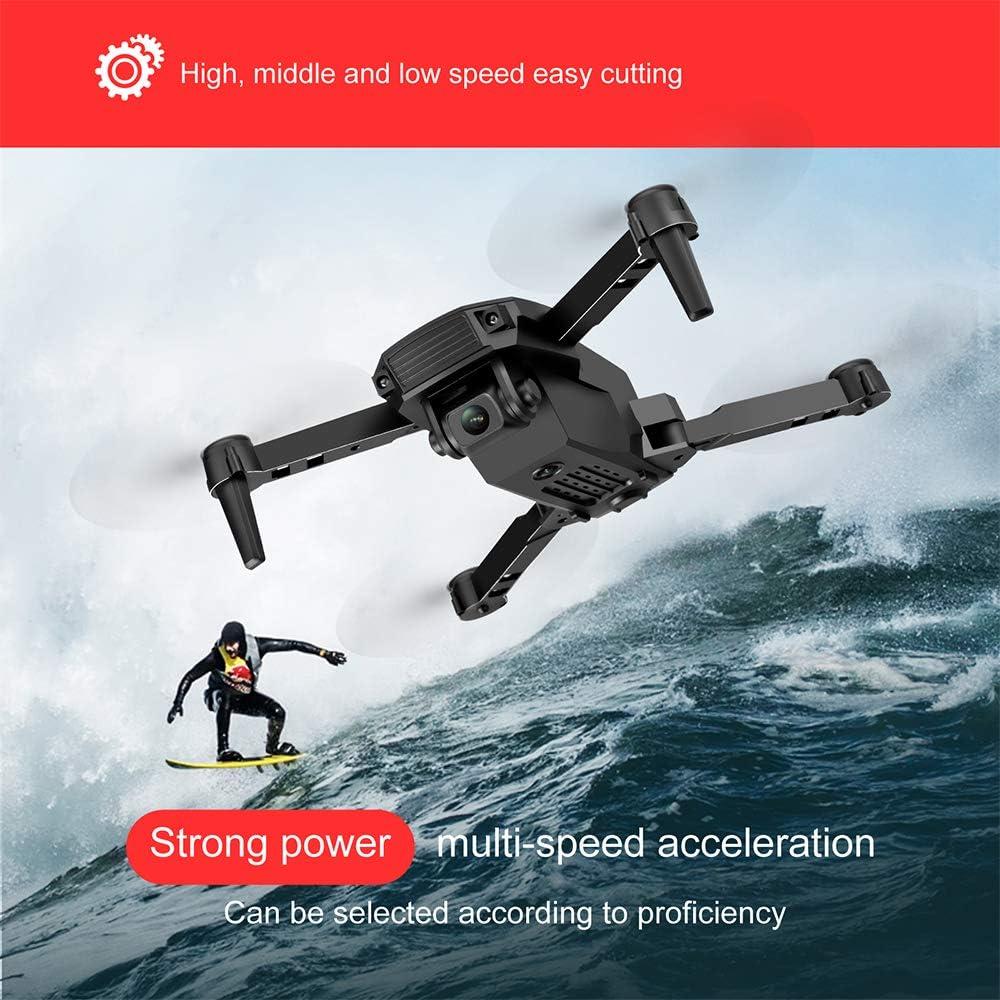 Tenue en Hauteur Auto // Gesture Photo etc. Mode sans T/ête RC Quadcopter pour Les D/ébutants S70 Pro WiFi FPV Drone pour Adultes Enfants Nouveau UAV 4K HD Double Cam/éra Pliable Drone