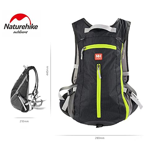 0561c3cdcf Naturehike Rainproof Lightweight Packable Backpack for Climbing Camping  Backpacking Cycling Bicycle Travel Airplane